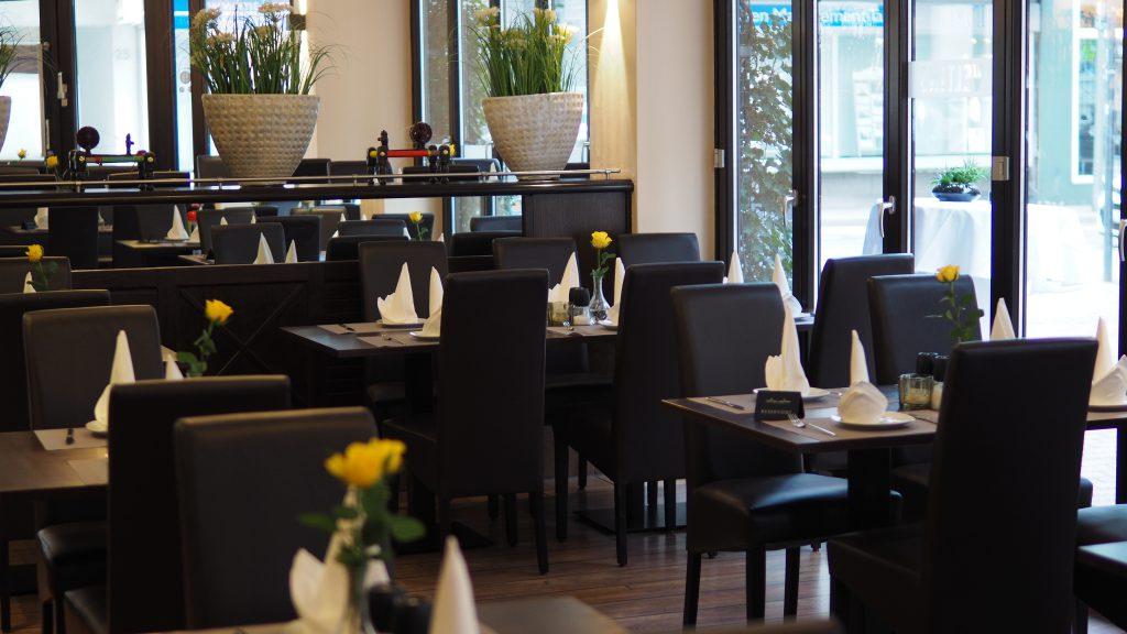 Speiseraum vom Restaurant Prinz Buer